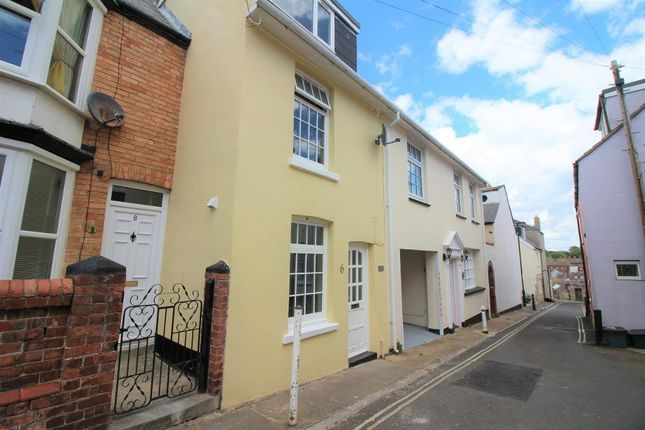 2 bed terraced house to rent in Franchise Street, Weymouth DT4