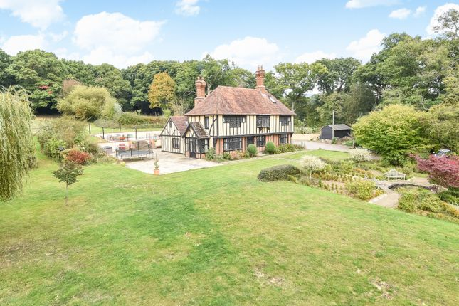 Thumbnail Equestrian property for sale in Cowfold Lane, West Grinstead