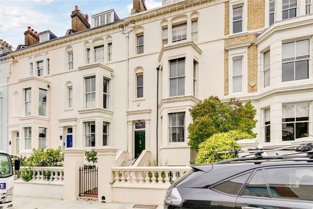 Thumbnail 5 bed terraced house for sale in Pitt Street, Kensington, London