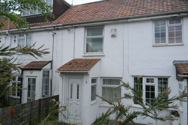 Thumbnail Cottage to rent in The Common, Portsmouth Road, Bursledon, Southampton