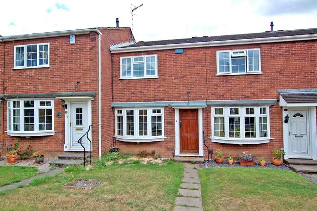 Thumbnail Town house to rent in Holkham Close, Arnold, Nottingham