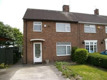 Thumbnail Semi-detached house to rent in Chippenhan Road, Bestwood Park