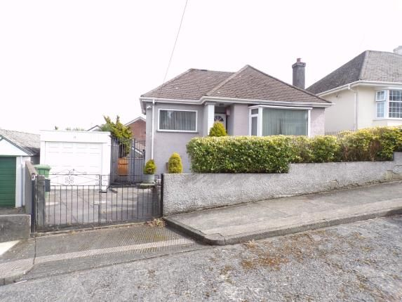 Thumbnail Bungalow for sale in Higher Compton, Plymouth, Devon
