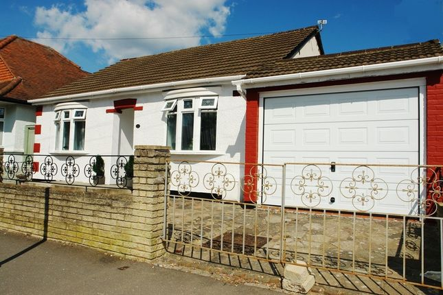 Thumbnail Detached bungalow for sale in Lenelby Road, Tolworth, Surbiton