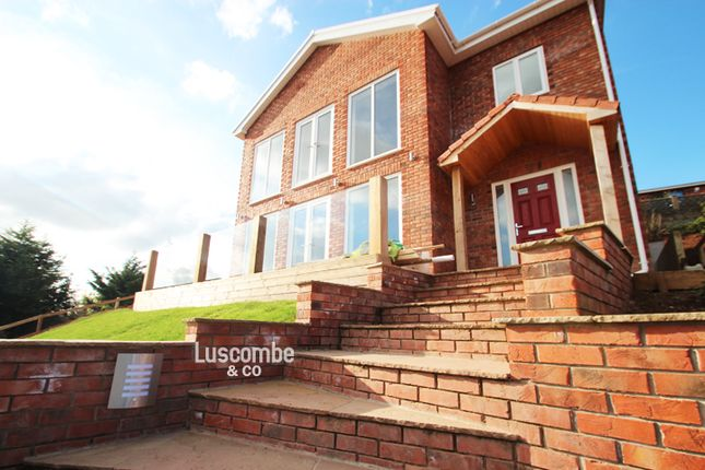 Thumbnail Detached house to rent in Lodge Road, Caerleon