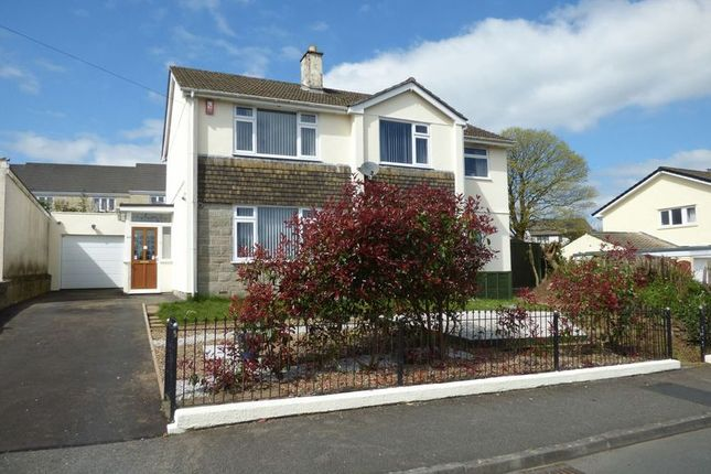 Thumbnail Detached house for sale in Courtlands Road, Tavistock