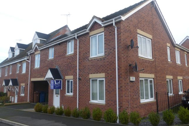 Thumbnail Flat to rent in Saffron Street, Forest Town, Mansfield