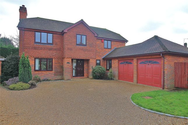 5 bed detached house for sale in Bisley, Woking, Surrey