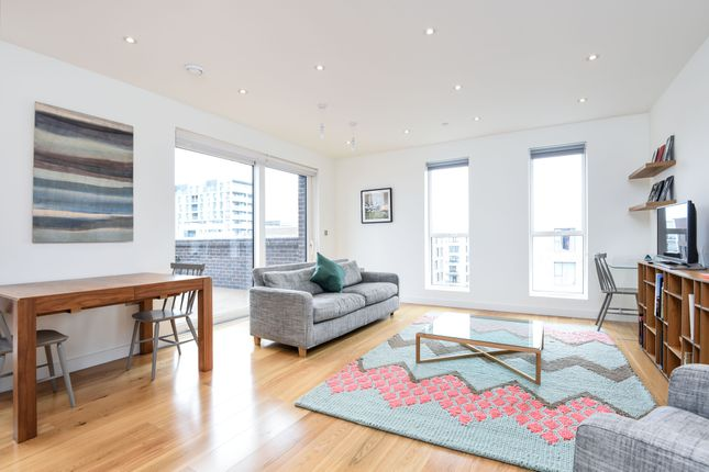 2 bed flat for sale in East Parkside, Greenwich Peninsula SE10, London,