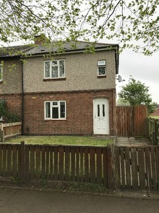 Thumbnail End terrace house to rent in Craigends Avenue, Binley, Coventry