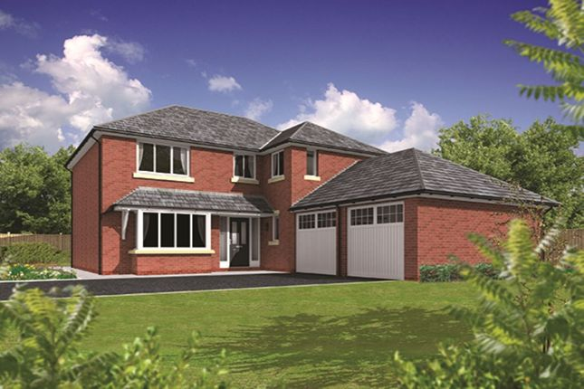 Thumbnail Detached house for sale in Stephenson, Marton Meadows, Cropper Road, Blackpool