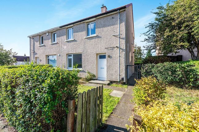 Thumbnail Semi-detached house for sale in Campsie Crescent, Kirkcaldy, Fife