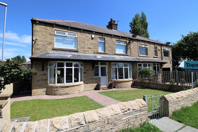 Thumbnail Semi-detached house for sale in Daleside Road, Pudsey