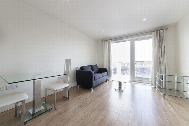 Living Room of Hudson Building, Deals Gateway, Deptford, London, London SE10