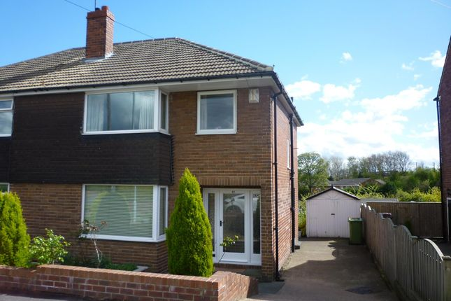 Thumbnail Semi-detached house to rent in St. Johns Mount, Wakefield