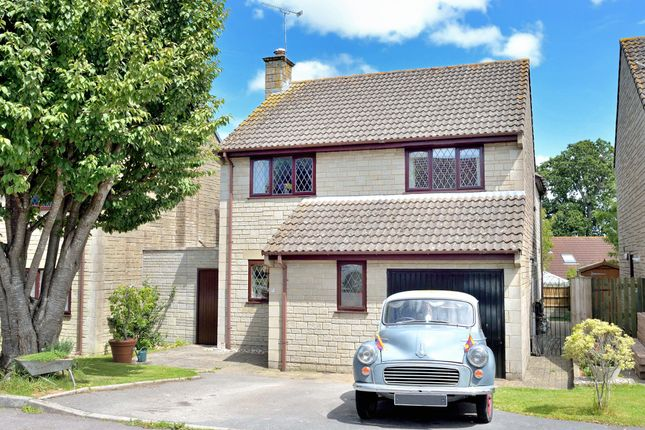 Thumbnail Detached house to rent in Jesop Close, Gillingham