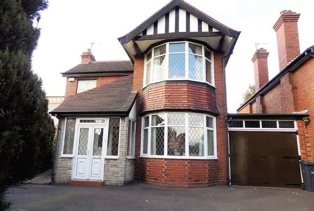 Thumbnail Detached house for sale in Queslett Road, Great Barr, Birmingham