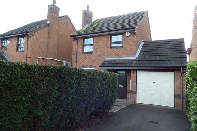 Thumbnail Detached house to rent in Rothbury Grove, Bingham, Nottingham
