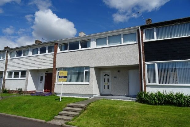 Thumbnail Terraced house to rent in Windward Road, East Kilbride, Glasgow