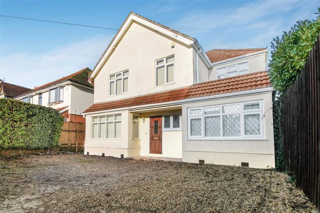 Thumbnail Detached house to rent in Penn Hill Avenue, Poole