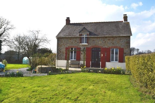 Thumbnail Detached house for sale in 22210 Coëtlogon, Côtes-D'armor, Brittany, France
