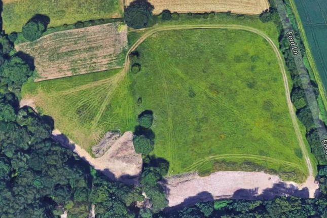 Thumbnail Land for sale in The Ford, Ridgeway, Sheffield