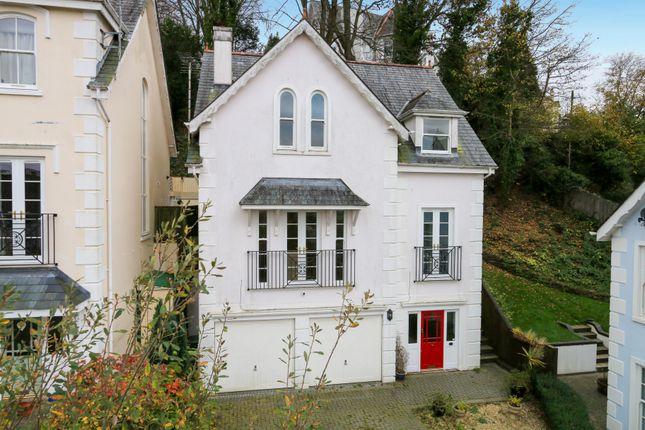 Thumbnail Detached house for sale in Oak Lawn, Newton Abbot