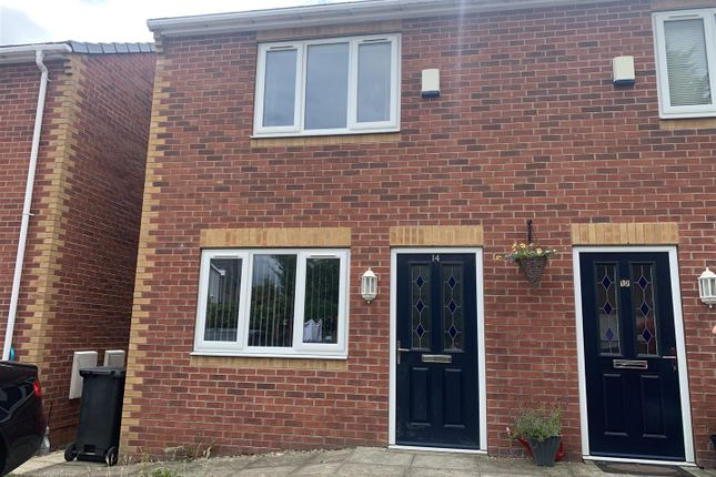 Thumbnail Semi-detached house for sale in Intake Lane, Cudworth, Barnsley