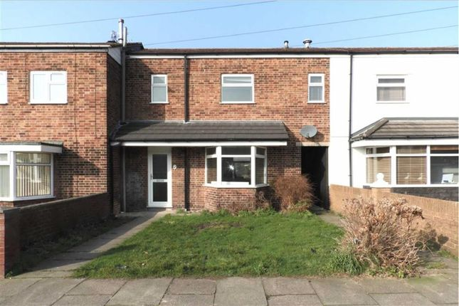 Thumbnail Terraced house to rent in Mount Road, Liverpool