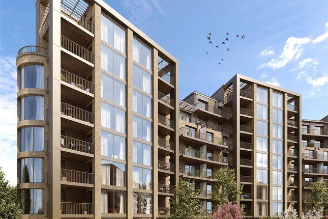 Thumbnail Flat to rent in Tavistock Apartments, Padcroft, Bentinck Road, West Drayton