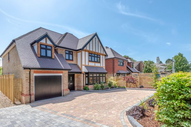Thumbnail Detached house for sale in Hawthorne Road, Bickley, Kent