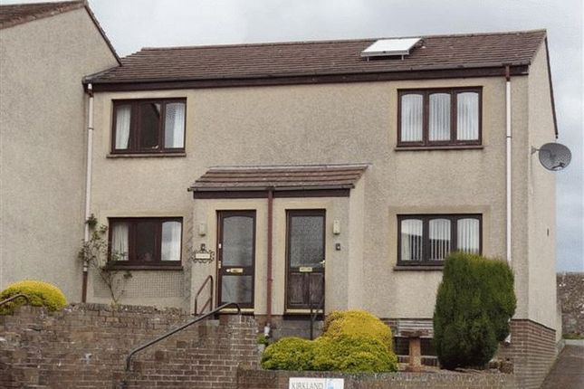 Thumbnail Semi-detached house to rent in Kirklands Court, Station Road, Kinross
