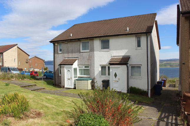 Thumbnail Terraced house for sale in Dougliehill Road, Port Glasgow