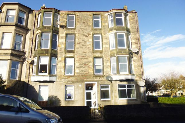 Thumbnail Flat for sale in Flat 3/2, 17, Wyndham Road, Ardbeg, Rothesay, Isle Of Bute