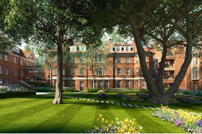 Thumbnail Flat for sale in Hampstead Manor, Kidderpore Avenue, Hampstead, London
