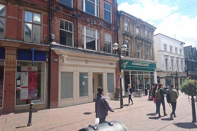 Thumbnail Retail premises to let in Greengate Street, Stafford
