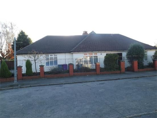 Thumbnail Detached bungalow to rent in Gressingham Road, Allerton, Liverpool