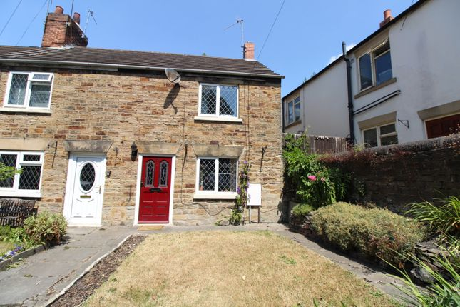 Thumbnail End terrace house for sale in Devonshire Street, Brimington, Chesterfield