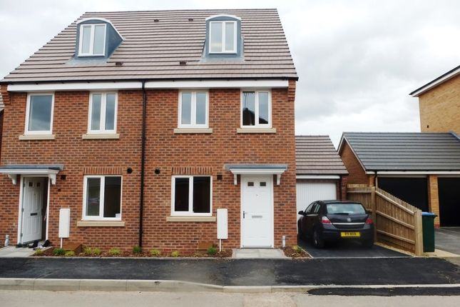 3 bed semi-detached house for sale in Middlesex Road, Stoke, Coventry CV3