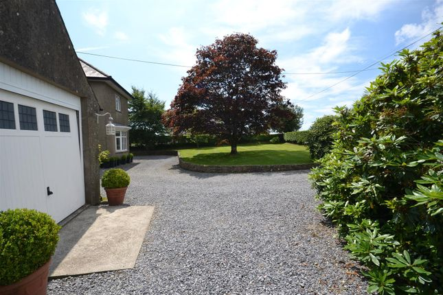 Front Gardens of St. Clears, Carmarthen SA33