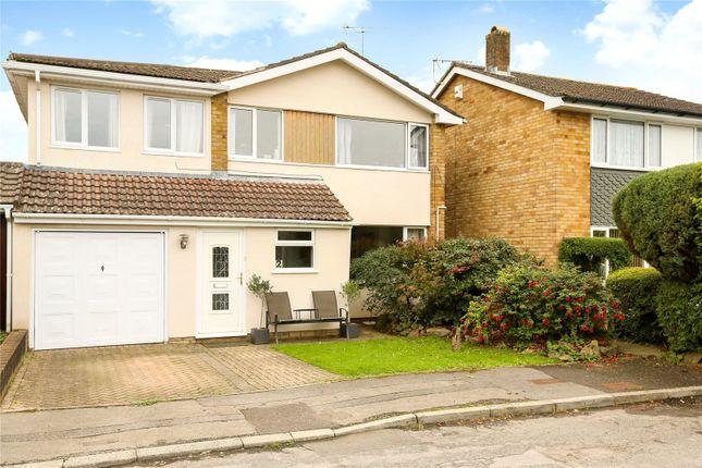 Thumbnail Detached house for sale in Downs Close, Alveston, Bristol, Gloucestershire
