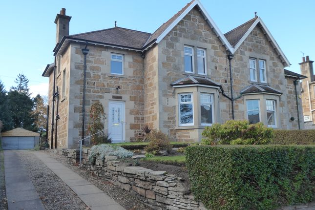 Thumbnail Semi-detached house for sale in Young Street, Elgin