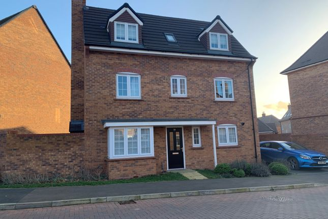 Thumbnail Detached house for sale in Kiln Drive, Bedford, Bedfordshire