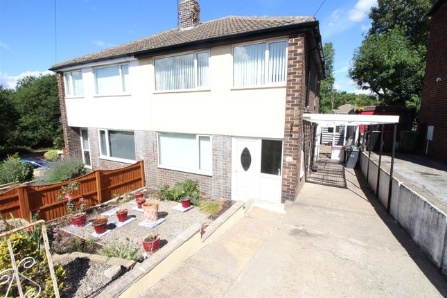 Thumbnail Semi-detached house for sale in Oxford Drive, Kippax, Leeds