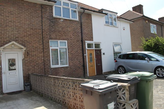 Thumbnail Terraced house to rent in Roundtable Road, Bromley
