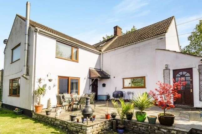 Thumbnail Semi-detached house for sale in Yarley, Wells