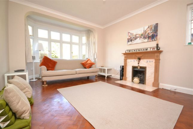 Thumbnail Detached house to rent in St. Peters Road, Twickenham