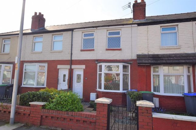 Thumbnail Terraced house to rent in Endsleigh Gardens, South Shore, Blackpool, Lancashire