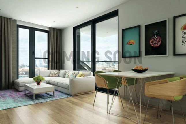 Thumbnail Flat to rent in Hepburn House, 5 Verney House, London