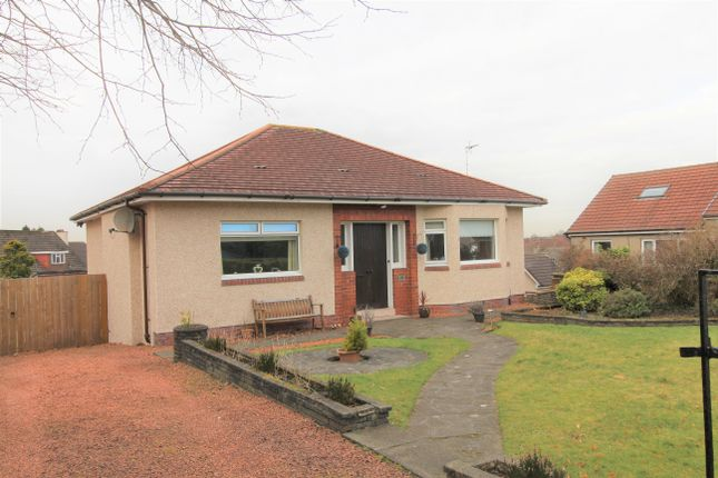 Thumbnail Bungalow for sale in Mount Vernon Avenue, Coatbridge
